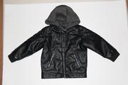 Продается детская кожаная куртка для малыша
